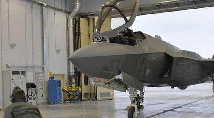 Manens-Tifs takes part to the project of extension of Ghedi's Airport for F-35 aircrafts
