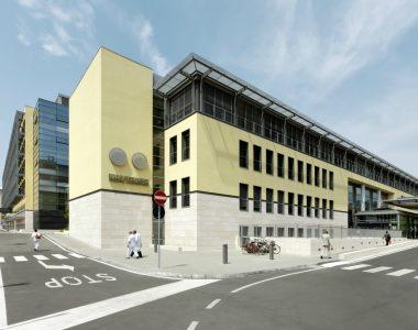 Surgery Pole, Borgo Trento Hospital - Verona