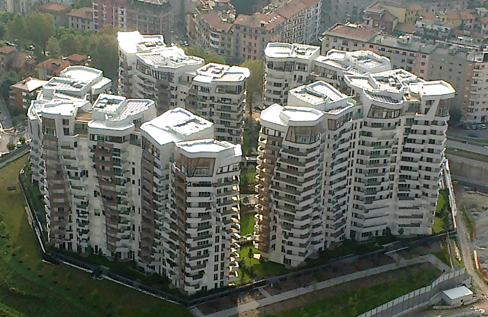 CityLife Residential Complex – Milan