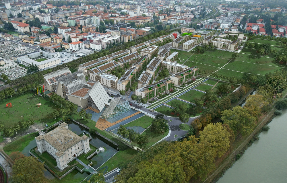 Le Albere Complex - Trento