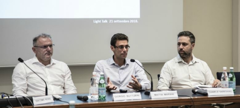 Manens-Tifs at the Light Talk in APIL – LEED, WELL and LIGHT