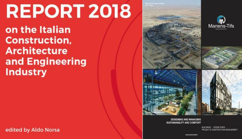 Manens-Tifs among the top Italian engineering firms