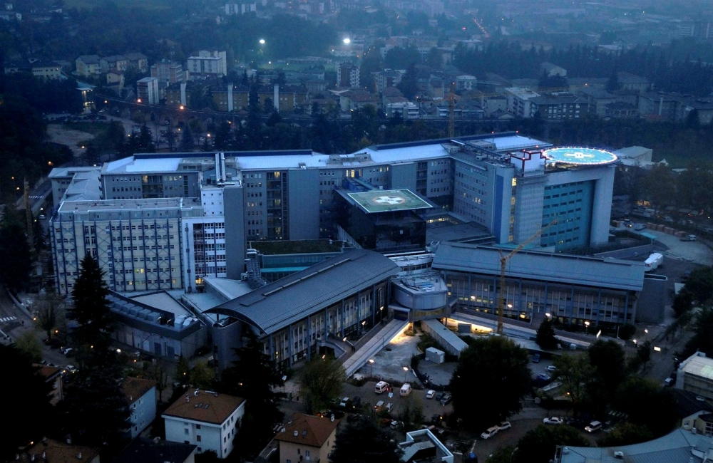 Santa Chiara Hospital – Trento