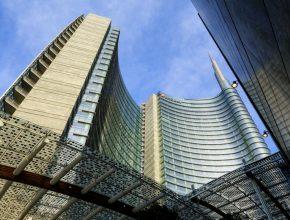 Porta Nuova Garibaldi - E1 E2 Buildings - Milan