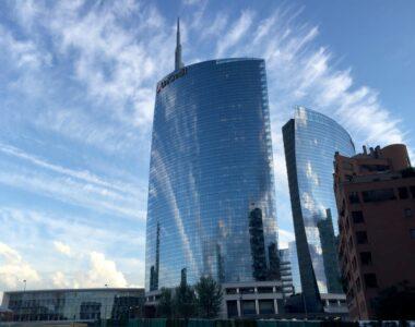 Porta Nuova Garibaldi - Unicredit Tower - Milan