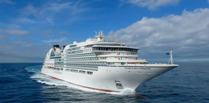 Seabourn Ovation, the fifth ultra-luxury ship of Seabourn, successfully completes the final sea trials