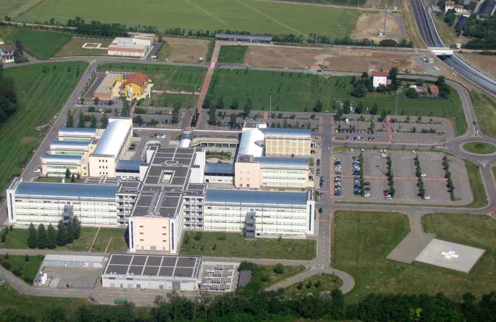 Fidenza Hospital – Fidenza (Parma)