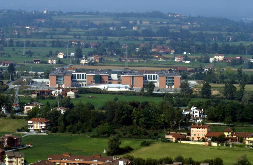 Mondovì Hospital – Mondovì (Cuneo)