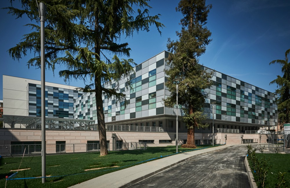 New Mother and Child Hospital – Borgo Trento (Verona)