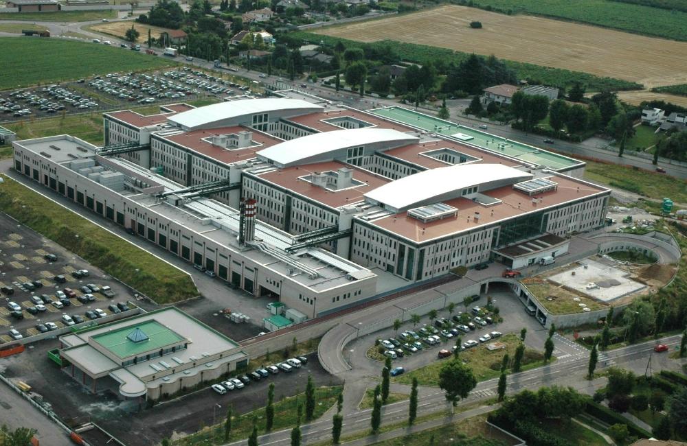 San Bonifacio Hospital – San Bonifacio (Verona)