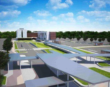 New Pordenone Hospital