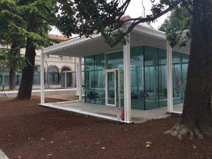 New Humanistic Pole Ex Geriatrico Hospital