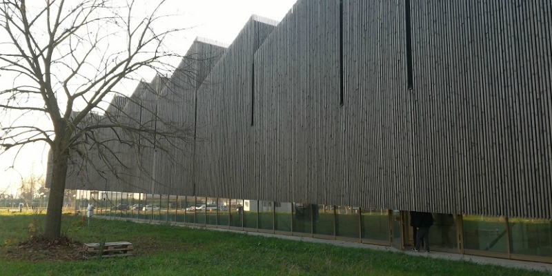 The sustainable project of the new headquarters of ARPA Emilia Romagna