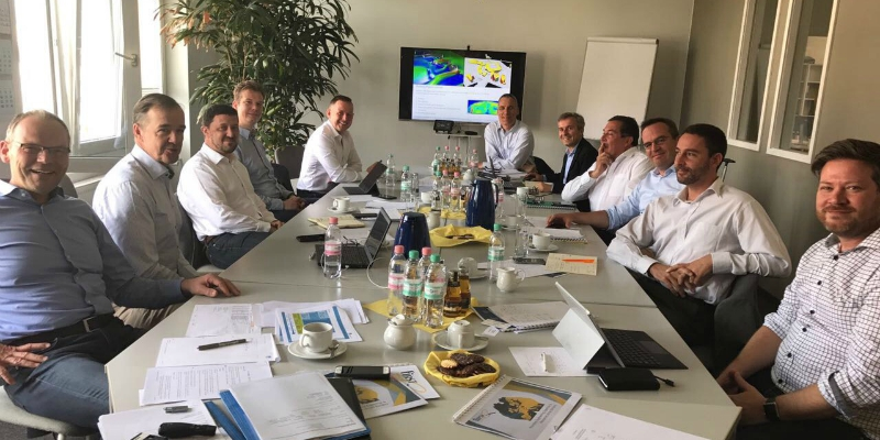 New looks to the future for Manens-Tifs at First Q Engineering Network meeting in Berlin