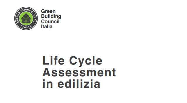"The Paper ""Life Cycle Assessment in the Construction"" is now available"