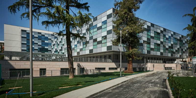 The new Hospital for Mothers and Infants of Verona starts its activity