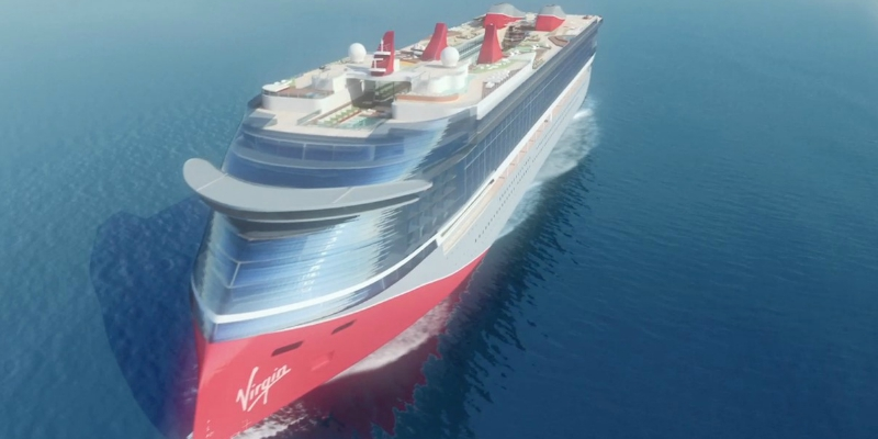 Manens-Tifs develops the design of HVAC systems for Virgin's first cruise ship, built by Fincantieri