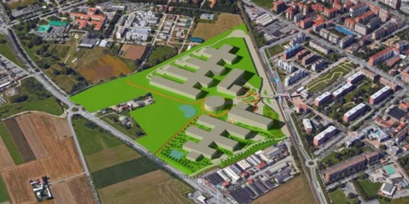 The New Scientific Pole of the University of Turin – Grugliasco
