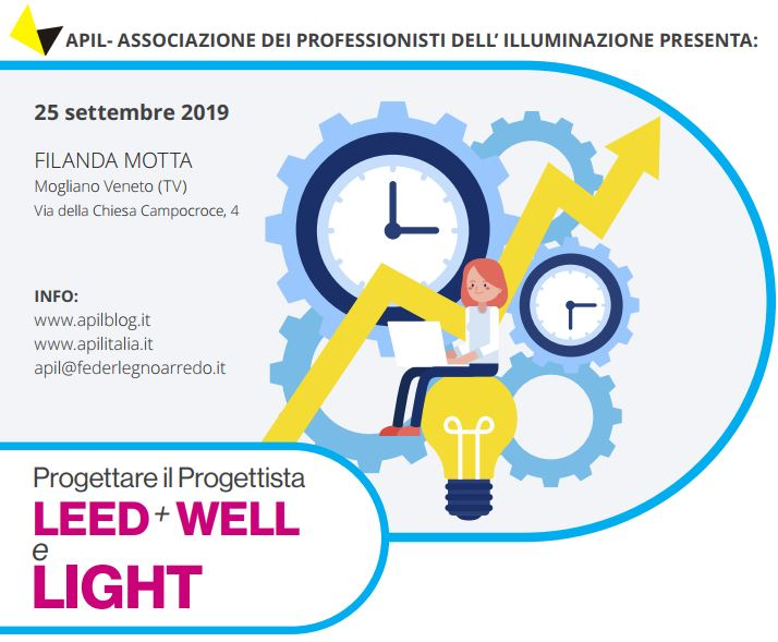 "Manens-Tifs at ""Progettare il progettista: LEED + WELL e LIGHT"" convention in Mogliano Veneto (TV)"