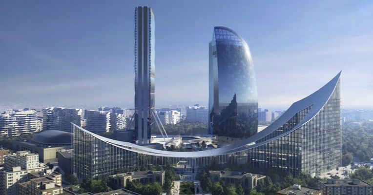 Manens-Tifs will develop the new iconic Citylife project engineering services in Milan