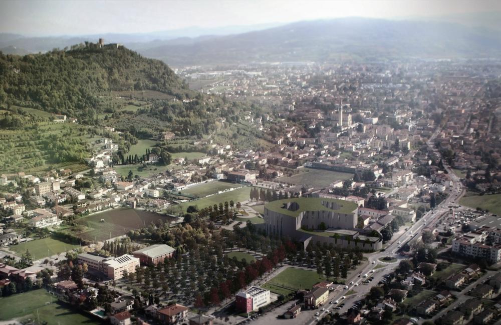New Arzignano Hospital – Montecchio Maggiore (Vicenza)