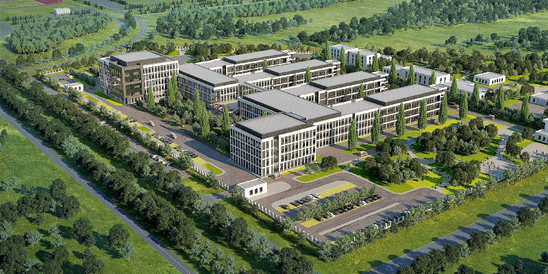 Manens-Tifs signs the contract for the design of two New Hospitals in Kazakhstan