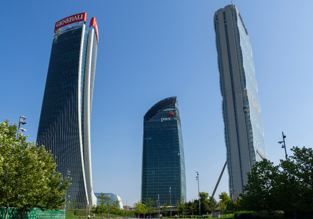 CityLife Complex - Milan