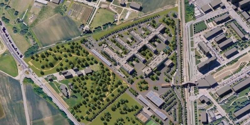 New Scientific Campus's groundbreaking ceremony – University of Turin
