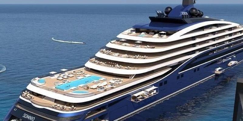 """Manens-Tifs designs the """"Somnio""""'s superyacht systems"""