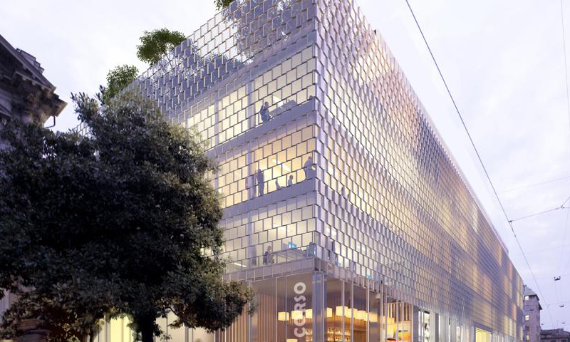 Manens-Tifs strongly committed in the requalification and building renovation works in Milan